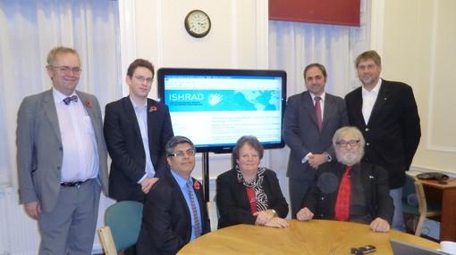 Board Meeting London 2011 A. Thomas, M. Jackson, A. Banerjee, L. Beckman, A. Buzzi, J.-F. Moreau, U. Busch (l.t.r.)